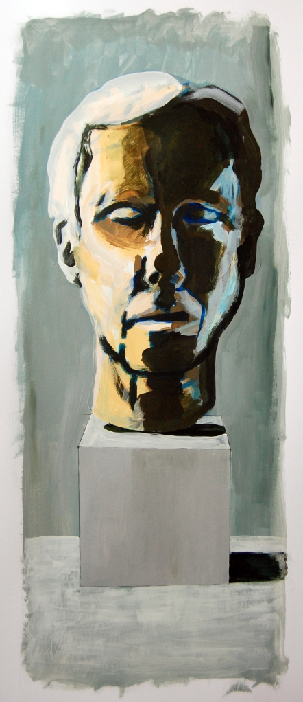 Self Portrait ©Lawrence Wells, 2009
